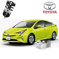 Автобаферы ТТС для Toyota Prius (2 штуки), фото 1