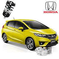 Автобаферы ТТС для Honda Jazz (2 штуки)