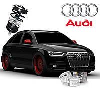 Автобаферы ТТС для Audi Q3 (2 штуки), фото 1