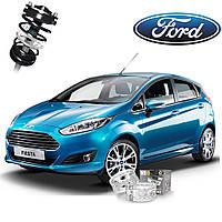 Автобаферы ТТС для Ford Fiesta (2 штуки), фото 1