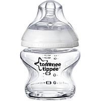 Бутылочка для кормления Tommee Tippee стеклянная 150 мл от 0 мес (42243777)