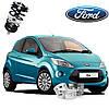 Автобаферы ТТС для Ford Ka (2 штуки)
