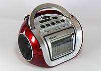 Бумбокс с Караоке, портативная колонка, Радио GOLON RX-656QI