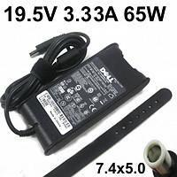 Блок питания зарядка для ноутбука DELL PA-3E Slim 19,5V 3,33A 65W A klass