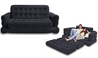 Надувной диван-трансформер 68566 INTEX