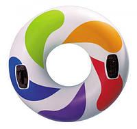 Надувной круг для плаванья 58202