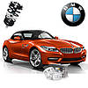 Автобаферы ТТС для BMW Z4 (2 штуки)