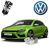 Автобаферы ТТС для Volkswagen Scirocco (2 штуки)