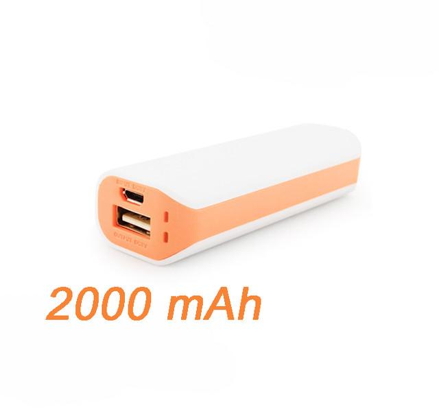 карманный power bank 2000 мач