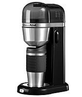 Персональная кофеварка черная KitchenAid