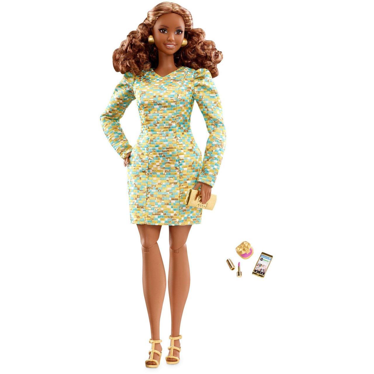 Барби Высокая мода DYX64