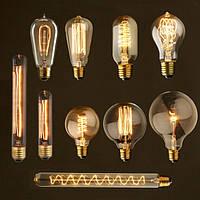 Ретро лампочка накаливания Винтаж!, фото 1