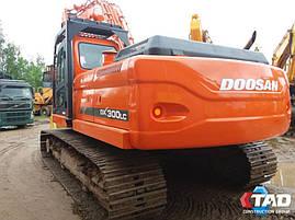 Гусеничный экскаватор Doosan DX300LC (2008 г), фото 3