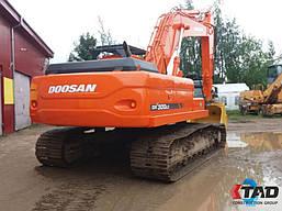 Гусеничный экскаватор Doosan DX300LC (2008 г), фото 2