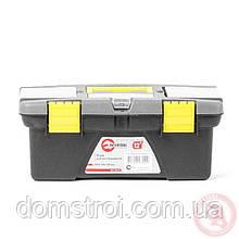 """Ящик для инструмента 12"""" 300*154*124мм INTERTOOL BX-0312"""