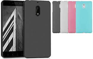 Силиконовый чехол для Nokia 6