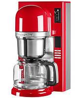 Кофеварка заливного типа красный Kitchenaid