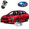 Автобаферы ТТС для Subaru Impreza (2 штуки)
