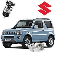 Автобаферы ТТС для Suzuki Jimny (2 штуки)
