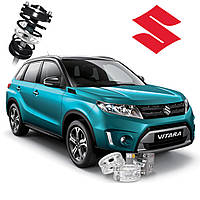 Автобаферы ТТС для Suzuki Vitara (2 штуки)