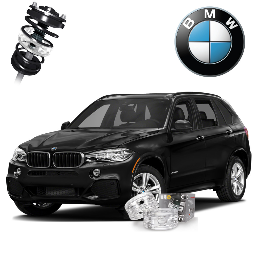 Автобаферы ТТС для BMW X5 (2 штуки)