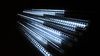 """LED гирлянда """"Тающие сосульки"""", """"Метеоритный дождь"""" 8 сосулек по 30 см"""
