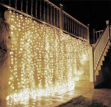 Гирлянда Штора 6 х 2 м, 960 LED.