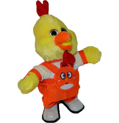 Музыкальная игрушка Петух танцующий 30 см