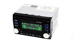 Автомагнитола MP3 USB AUX FM 9902 2DIN с евро разъемом