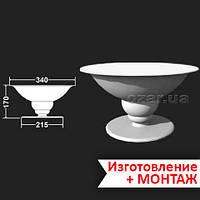 Архитектурный декор: Ваза 105-1