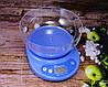 Кухонные электронные весы DOMOTEC до 5kg с чашей