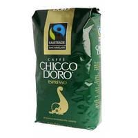 Кофе Chicco d'Oro Espresso Max Havelaar 1 кг зерно зерно 250, молотый 250