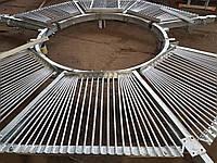 Площадка на дымовую трубу(металл, кирпич,жб)