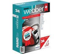 Мешки для пылесоса Webber 24 Nano Zelmer 321