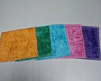 Бамбуковая салфетка для мытья посуды (15х13 см)