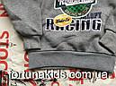 Трикотажные толстовки с начесом для мальчиков SINCERE 4-12 р.р., фото 4