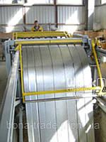 Линии продольно-поперечной резки рулонного металла