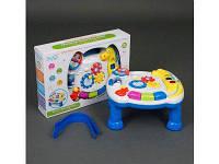 """Детский музыкально-развивающий столик  WD 3628 """"Динозавр"""""""