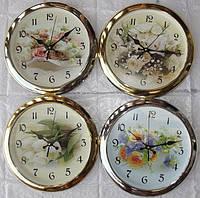 Часы настенные Букет для дома и офиса GT-2741F