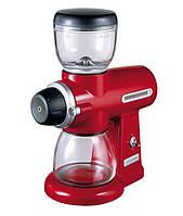 Кофемолка красная Artisan Kitchenaid