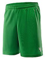 Футбольные Шорты игровые Swift зеленые Tactel