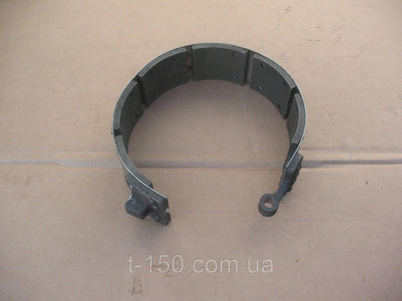 Лента тормозная Т-150К фрикционная (151.46.011-1)