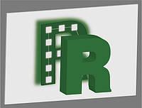 Объемные буквы с внутренней и контражурной подсветками