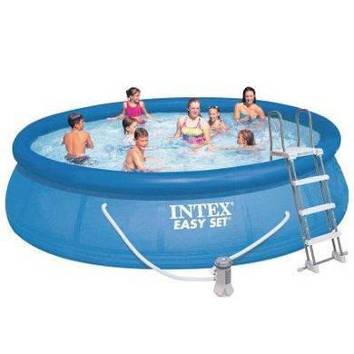 Семейный бассейн Intex 28166 457 х 107 см