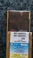 Твердосплавные пластины сменные для резцов APKT 1003 PDTR-76 IC830