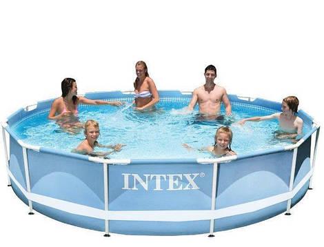 Каркасный бассейн Intex 28710 Сборный 366 x 76 см