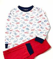 Пижама для мальчика Машинки (р.110)
