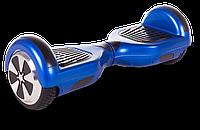 Гироскутер, гироборд Smart Balance U3 - 6,5 LED синий