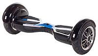 Гироскутер, гироборд Smart Balance HoverBot - 10 LED черно-синий