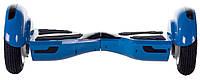 Гироскутер, гироборд Smart Balance HoverBot - 10 LED сине-черный